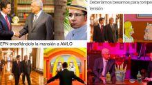 Llegaron los MEMES de la reunión entre AMLO y Peña