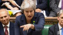 British PM faces Brexit showdown with pro-EU rebels