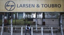 Larsen & Toubro fourth-quarter profit rises 28 percent, beats estimates