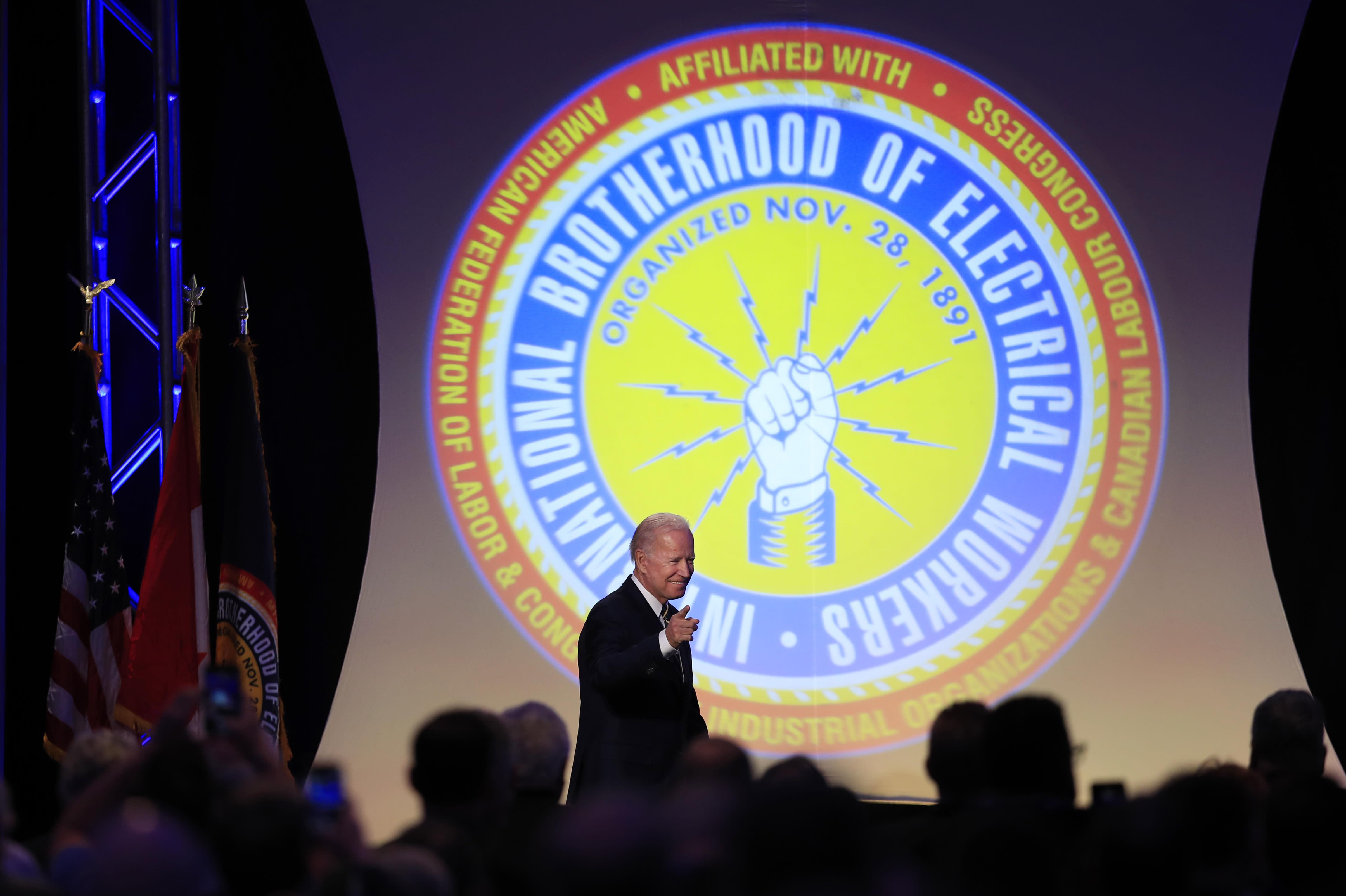 QnA VBage The Latest: Biden 'an Obama-Biden Democrat' and proud of it