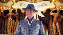 Hugh Grant looks brilliantly eccentric in first Paddington 2 trailer