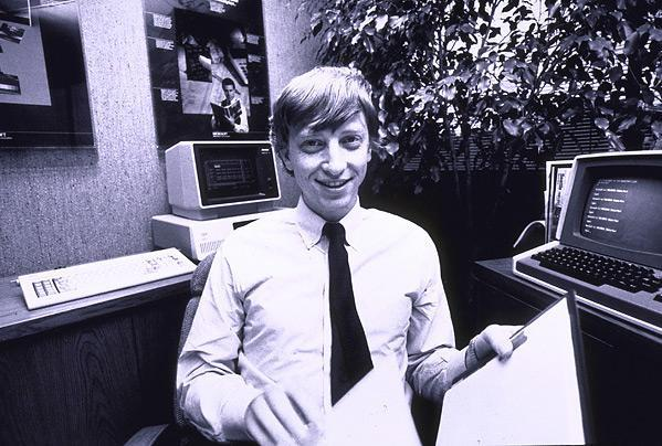 Bill Gates: top ten greatest hits (and misses) - the Microsoft years