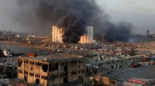 Beirut blast chemicals possibly linked to Syrian businessmen: report, company filings