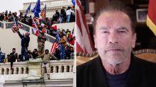 'Worst president ever': Schwarzenegger slams Trump, likens US rioters to Nazis