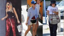Katy Perry Takes Adidas Slides to Italy + More Stars Who Love the Style