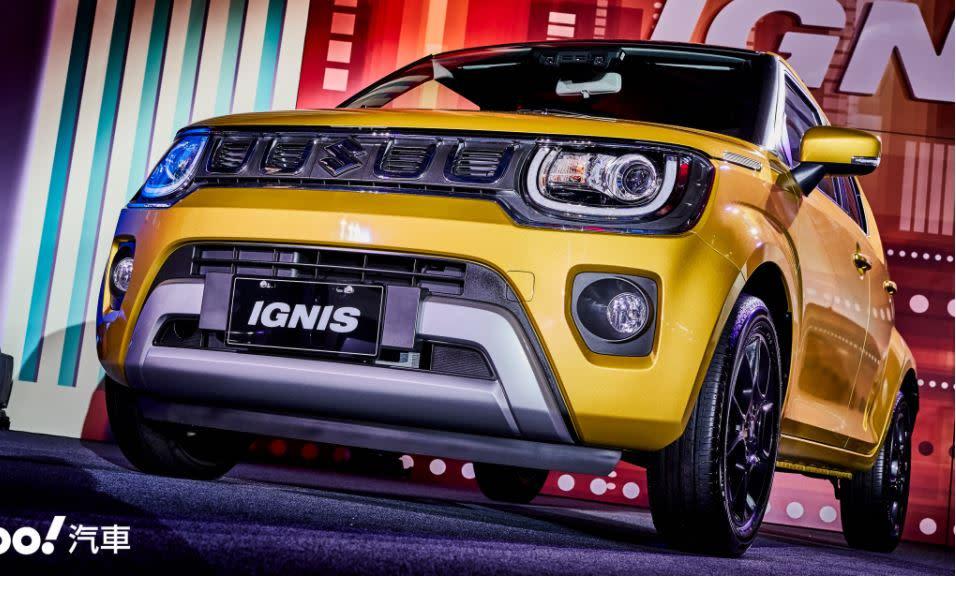 邁向電能之路、首發就是它!Suzuki全新Ignis Hybrid動力駕到!