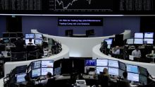 Oil's 4 percent tumble weighs on energy shares; banks rally