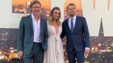 Leonardo DiCaprio, Brad Pitt, Margot Robbie Shine at Once Upon a Time in Hollywood's LA Premiere