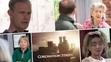 Next week on 'Coronation Street': Jenny discovers Sharon's secret, Asha hoodwinks Corey, plus Emma's new love interest Curtis arrives (spoilers)