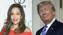 Sunny Hostin says Americans who listen to President Trump's coronavirus task force briefings do so 'at their own peril'
