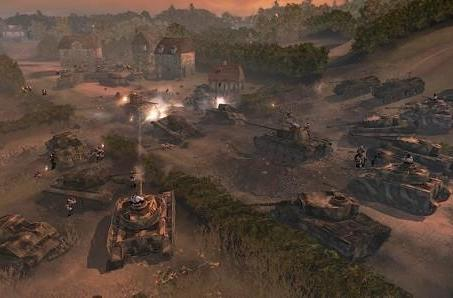 Company of Heroes Online open beta closes on March 31
