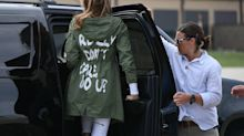 Here's the Latest Explanation for Melania Trump's Infamous 'I Really Don't Care, Do U?' Jacket