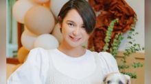 Ryza Cenon nervous to give birth during pandemic