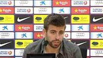 Pique criticises Spanish sports press