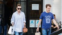 Ellen Pompeo reunites with former 'Grey's Anatomy' co-star T.R. Knight: 'Old friends are the best friends'