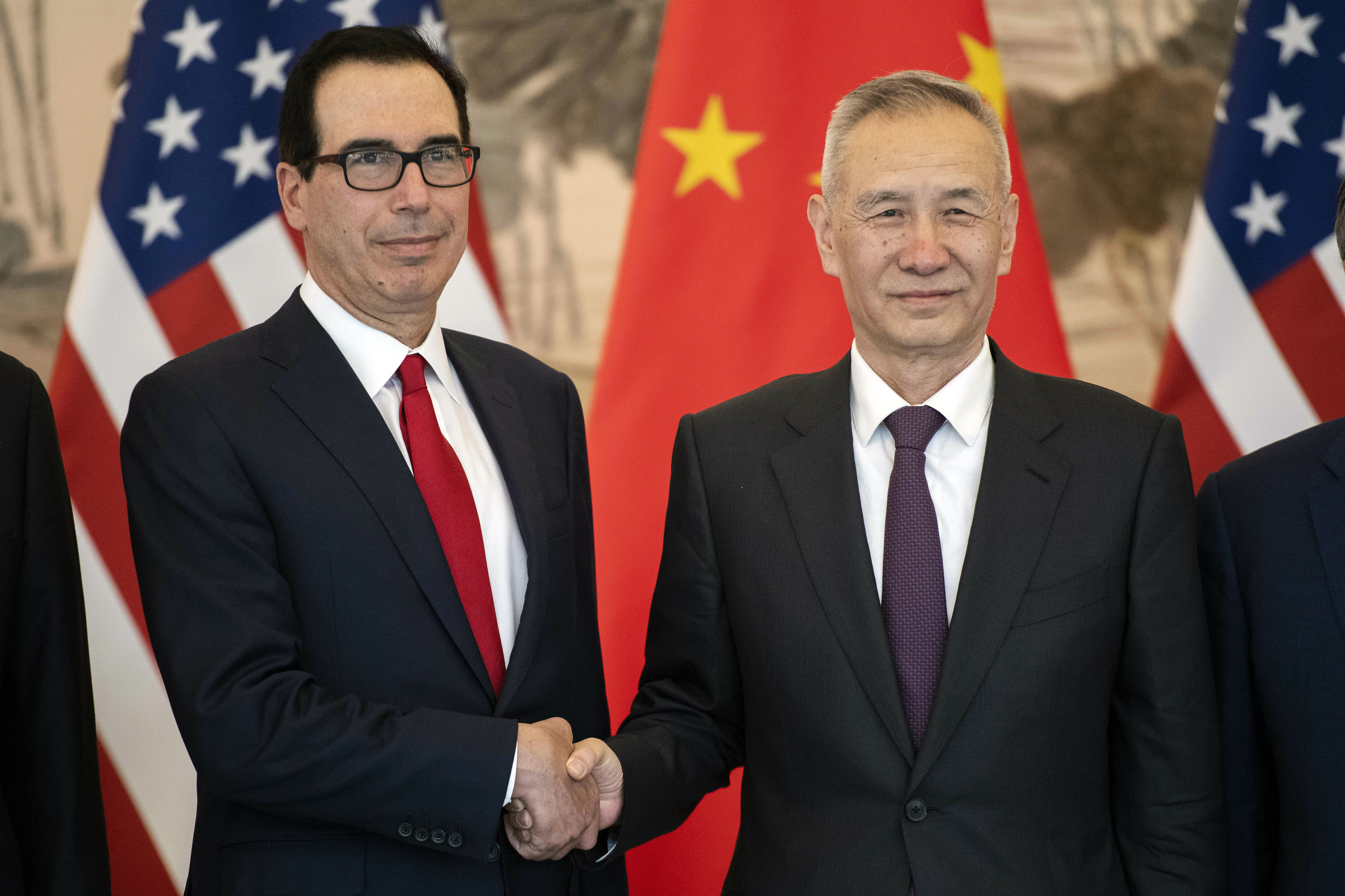 Mnuchin says U.S.-China trade deal is 90% done: Morning Brief