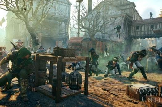 There's something off about this Assassin's Creed: Unity trailer
