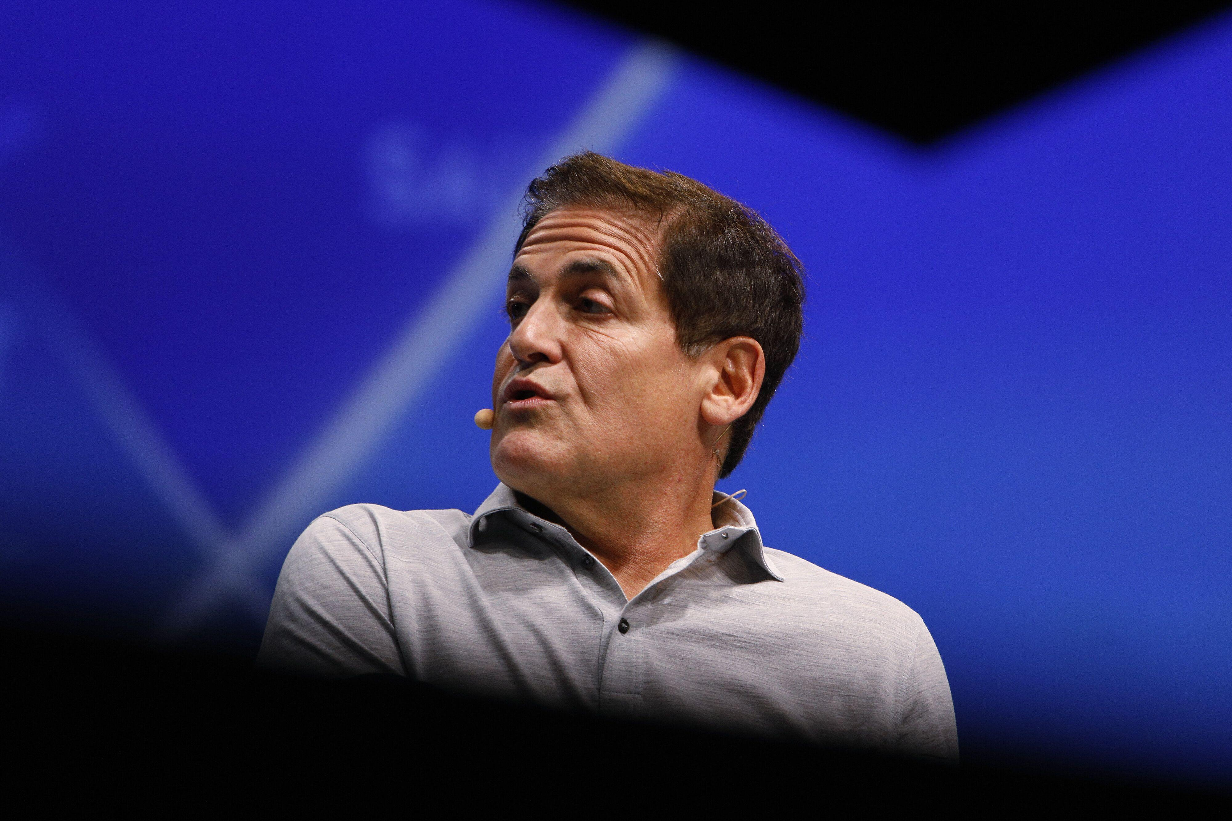 Mark Cuban: 'AI is going to change everything'