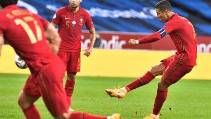 Foot - L. nations - Ligue des nations: le top10 des plus beaux buts de la 2e journée en vidéo