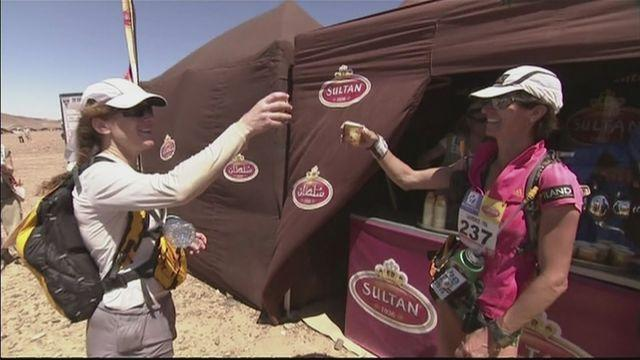 El Morabity wins stage three of Marathon des Sables