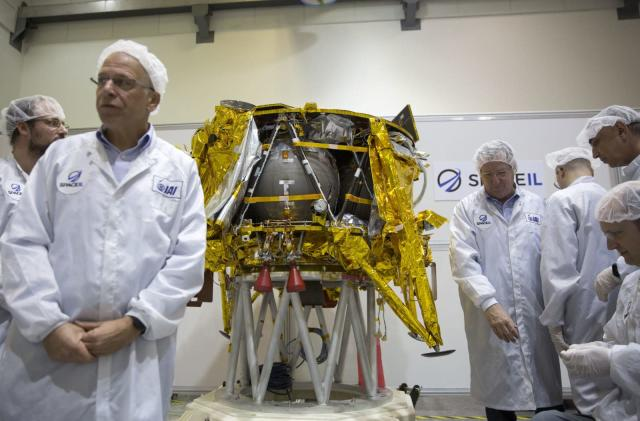 SpaceIL plans second private Moon lander despite crash