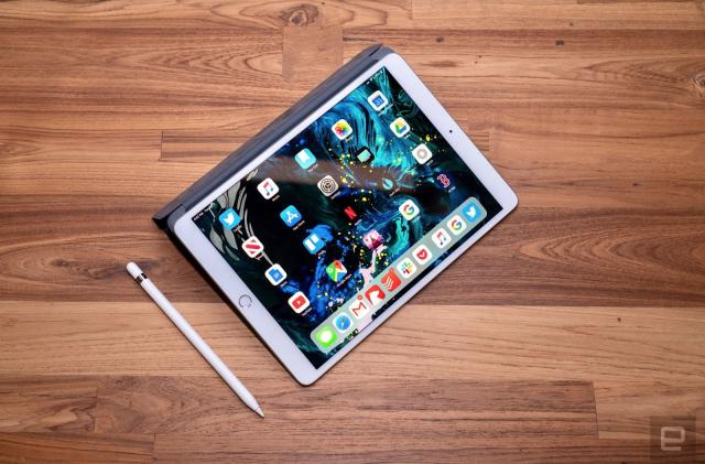 Apple's 256GB iPad Air is on sale for $549
