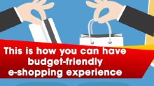 This is how you can have budget-friendly e-shopping experience