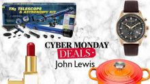 Best Cyber Monday deals from John Lewis: from Le Creuset to new wine cabinet, the big ticket buys you don't want to miss