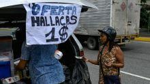 El dólar se abre paso en medio del duro y caótico ajuste de Maduro