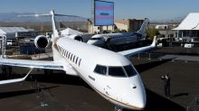 Business jet sales have not taken off with soaring corporate profits