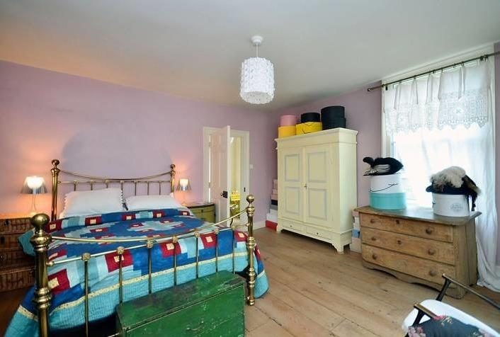 <p>The Grade II listed home features four bedrooms.</p>  <p></p>