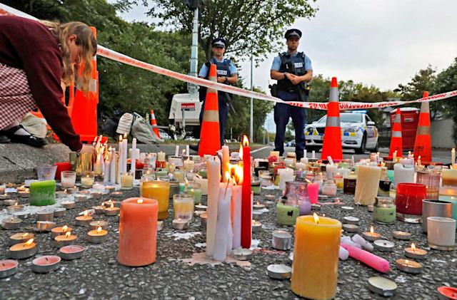 A New Zealand shooting video hit YouTube every second this weekend