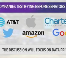 Top tech companies prepare to get grilled on capitol hill