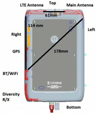 Motorola Xyboard tablet says hello to FCC, totes Verizon LTE bands (update: two tablets!)