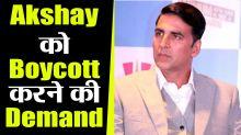 Sushant Singh Rajput's Fan Lashes Out at Akshay Kumar Demands for Boycott