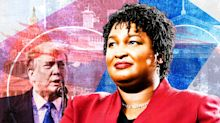 Stacey Abrams calls voter suppression 'the crisis of our day'