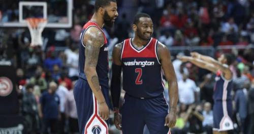 Basket - NBA - Les Washington Wizards plient la série contre les Atlanta Hawks
