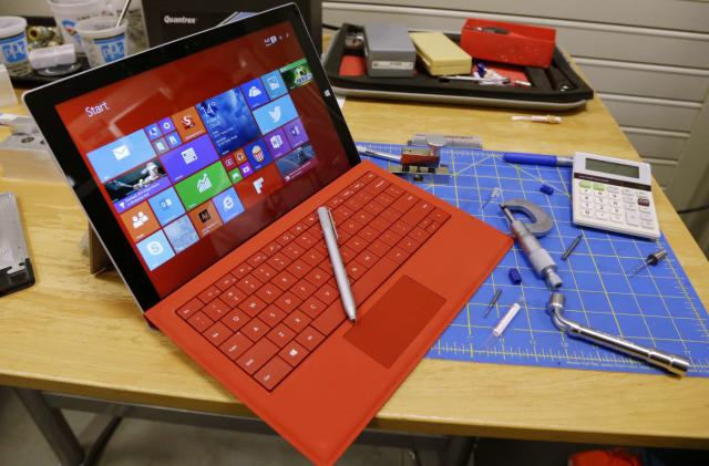 Microsoft to recall Surface Pro power cords over fire risks