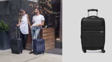 The Vacuum-Sealing Suitcase That Will Turn Anyone Into An Organized Traveler