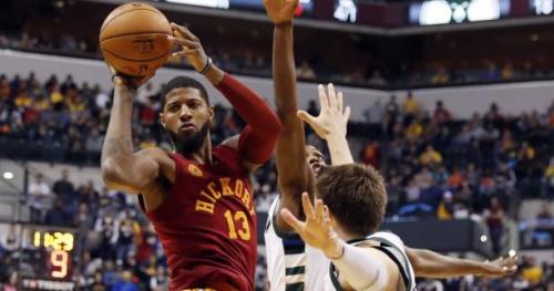 Basket - NBA - Bons coups pour Indiana et Chicago dans la course aux play-offs