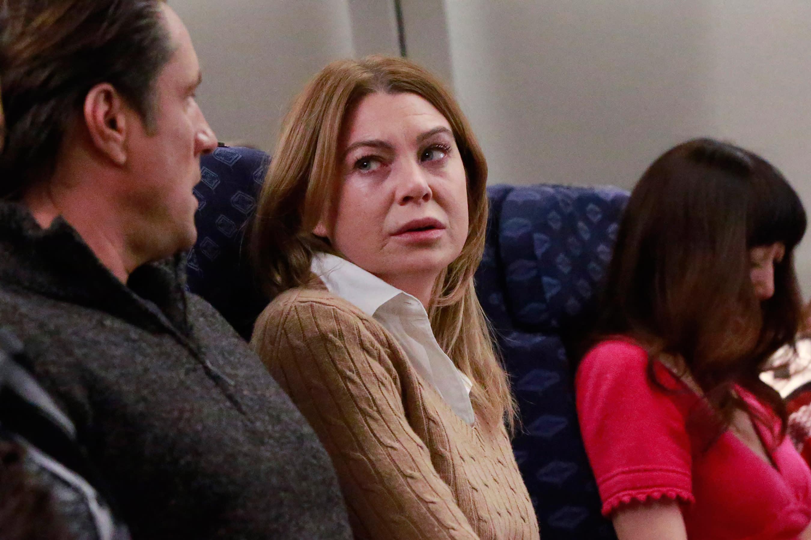 'Grey's Anatomy' recap: 'In the Air Tonight'