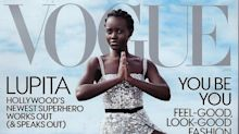 Lupita Nyong'o has more Vogue covers than Michelle Obama, Beyoncé, and Rihanna in 3 years. Why?