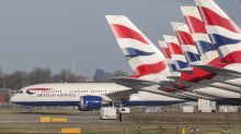 British Airways y American Airlines suspenden vuelos a China