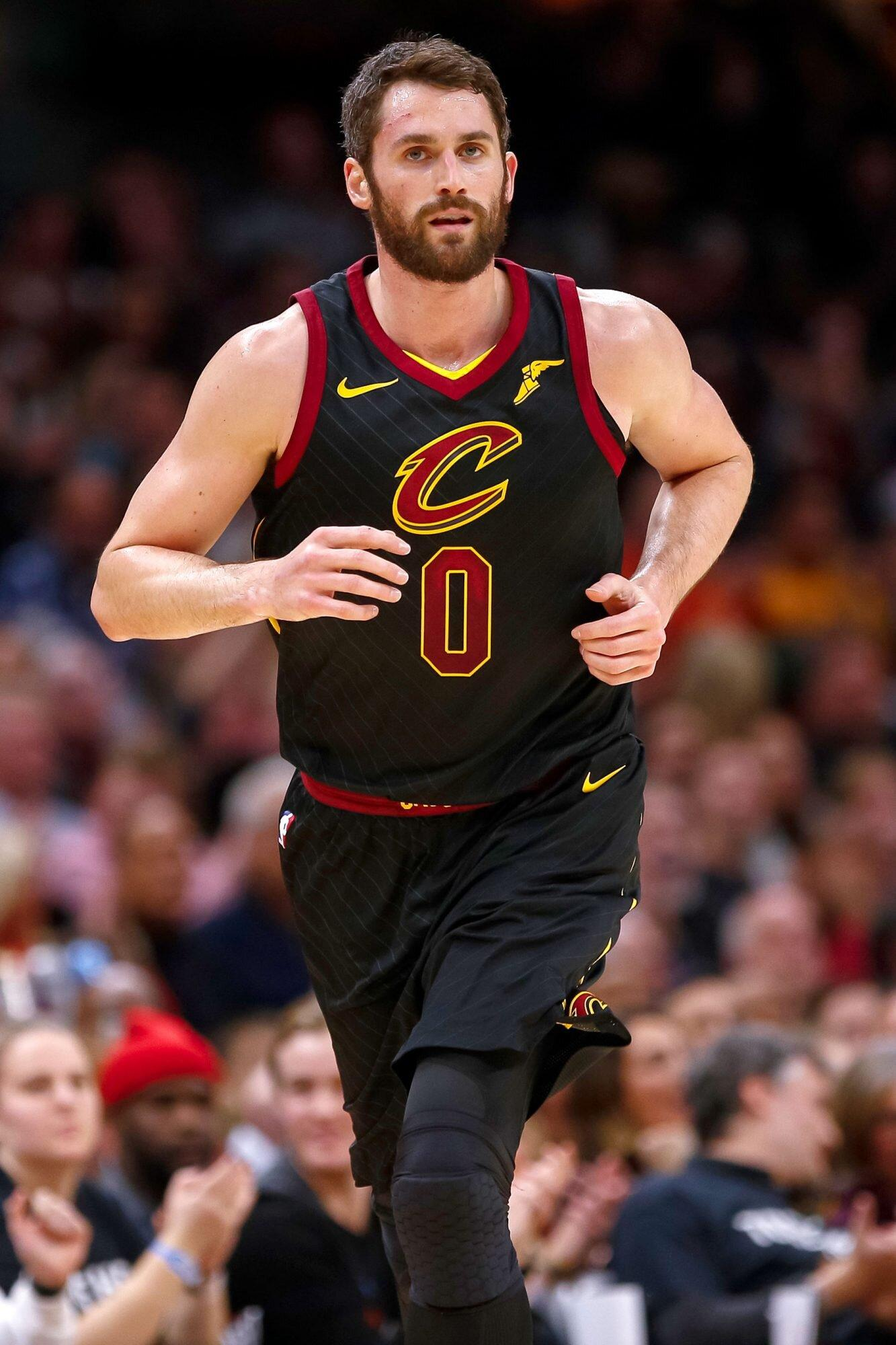 Kevin Love Donates $100,000 to Cavaliers Arena Staff After ...