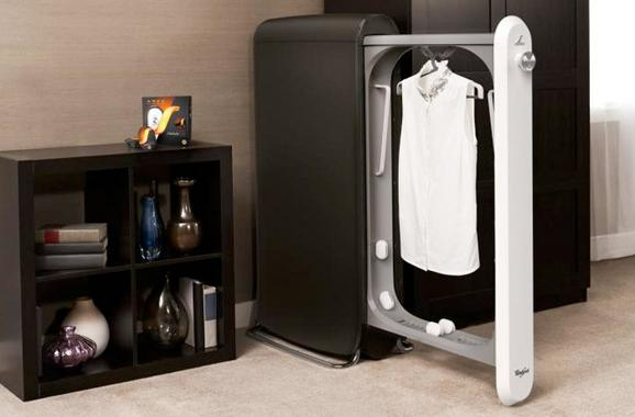 Whirlpool's new machine freshens your clothes in 10 minutes flat