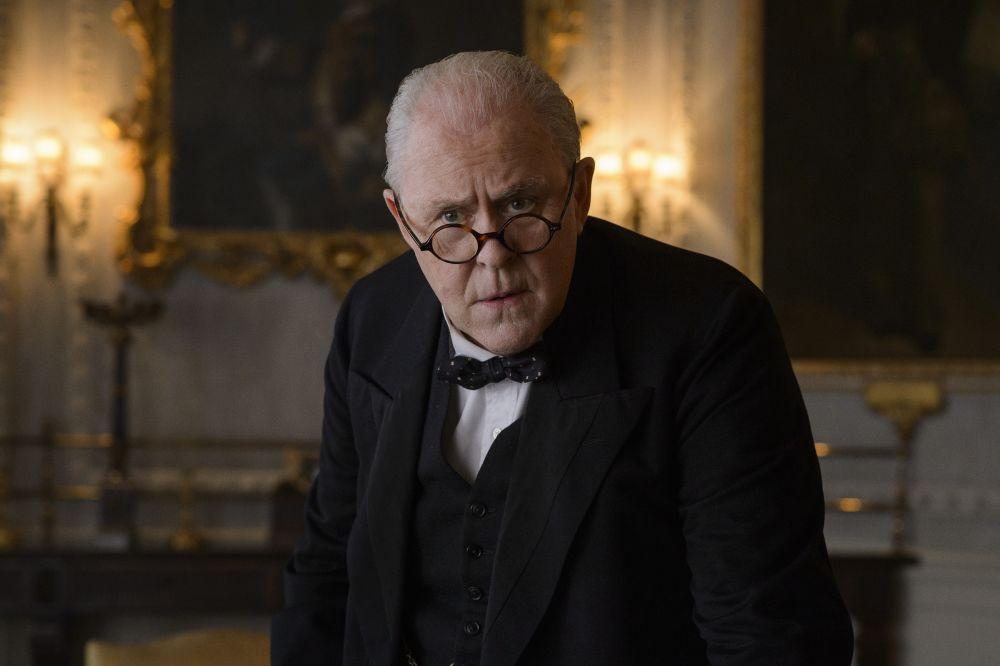 John Lithgow, <em>The Crown</em>. (Photo: Netflix)