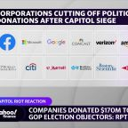 Companies donated $170M to GOP election objectors: RPT