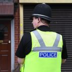 Car hits UK Eid crowd, 'not believed to be terrorism': police