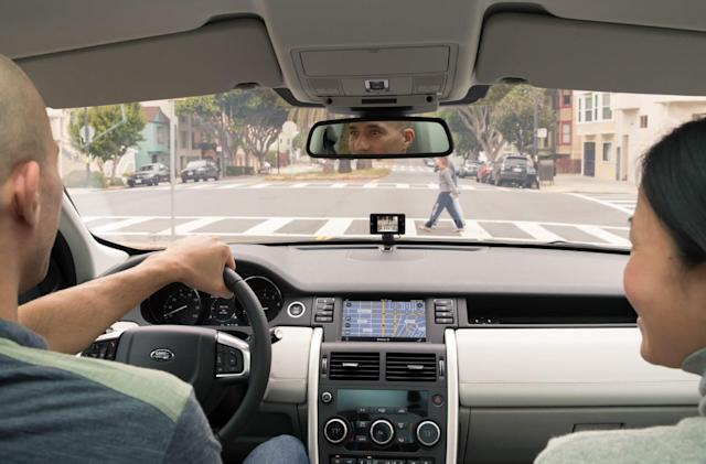 Owl is a smarter spin on a dashboard camera