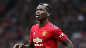 Paul Pogba hits out at Manchester United's approach to home matches